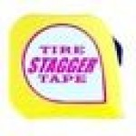 Tyre Stagger Tape