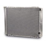 AFCO DBLE PASS  AMCA CHEV RADIATOR 26x19  80125N